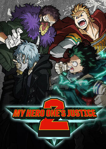 My Hero One's Justice 2 Steam Key GLOBAL