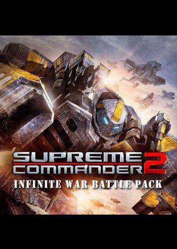 Supreme Commander 2: Infinite War Battle Pack Gog.com Key GLOBAL (DLC)