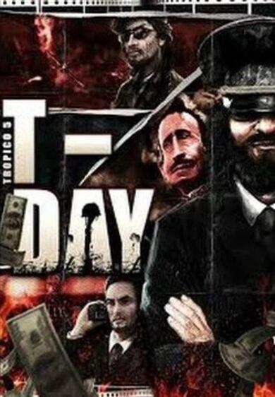 Tropico 5 - T-Day (DLC) Steam Key EUROPE