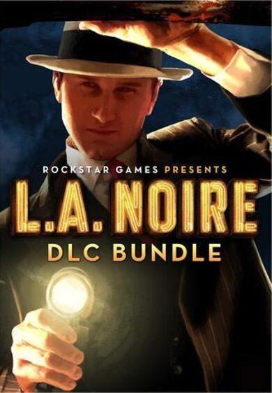 L.A. Noire - (DLC) Bundle (DLC) Steam Key EUROPE