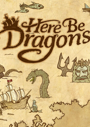 Here Be Dragons (Nintendo Switch) eShop Key UNITED STATES