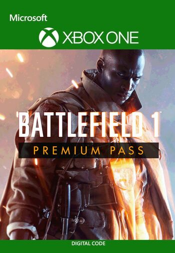 Battlefield 1 Premium Pass (DLC) XBOX LIVE Key UNITED STATES