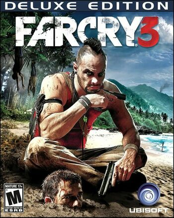 Far Cry 3 - Deluxe Edition (Steam) Steam Key GLOBAL