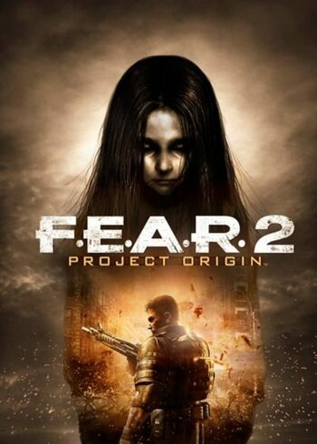 F.E.A.R. 2: Project Origin (FEAR) Steam Key GLOBAL
