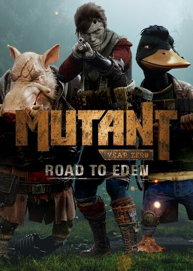 Mutant Year Zero: Road to Eden (Fan Edition) Steam Key GLOBAL