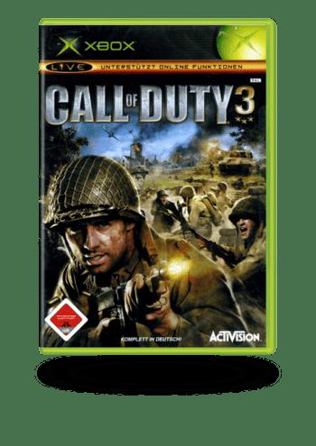 Call of Duty 3 Xbox