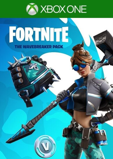 Fortnite - The Wavebreaker Pack + 600 V-Bucks (Xbox One) Xbox Live Key UNITED STATES
