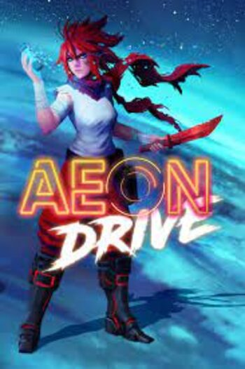Aeon Drive (PC) Steam Key GLOBAL