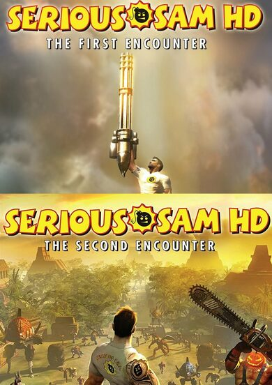 Serious Sam HD (Gold Edition) Steam Key EUROPE