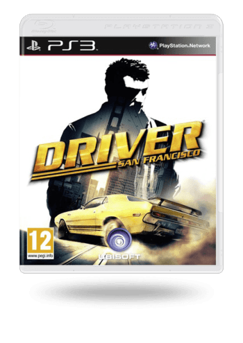 Driver San Francisco PlayStation 3