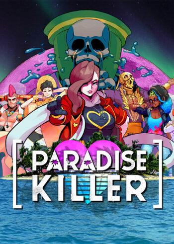 Paradise Killer Steam Key GLOBAL