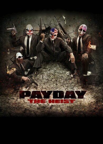 PayDay The Heist Steam Key GLOBAL фото