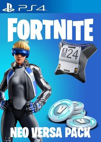 Fortnite: Neo Versa Bundle + 2000 V-Bucks (PS4) PSN Key ESTADOS UNIDOS