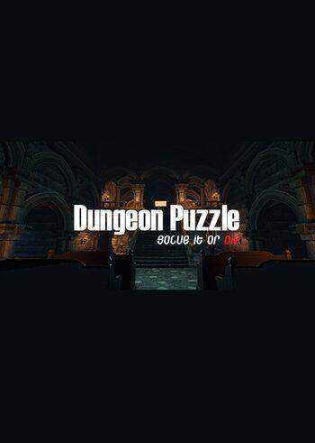 Dungeon Puzzle VR - Solve it or die Steam Key GLOBAL
