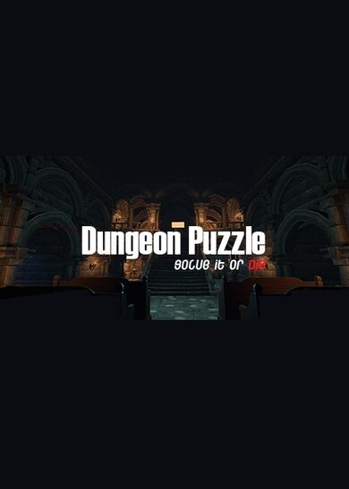 Dungeon Puzzle VR - Solve it or die Steam Key GLOBAL