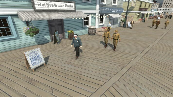 Buy Omerta - City of Gangsters Steam Key EUROPE | ENEBA