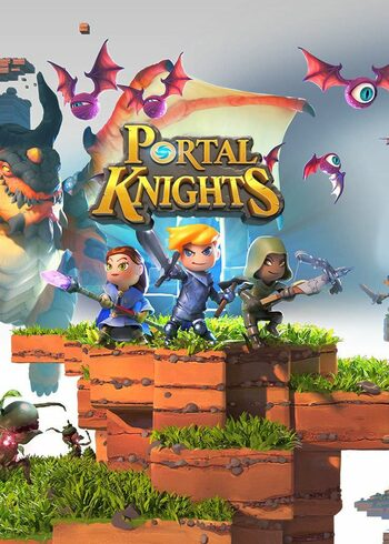 Portal Knights Steam Key GLOBAL