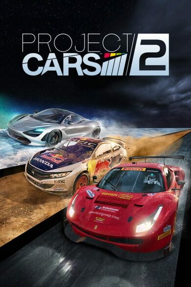 Project Cars 2 Clave Steam GLOBAL