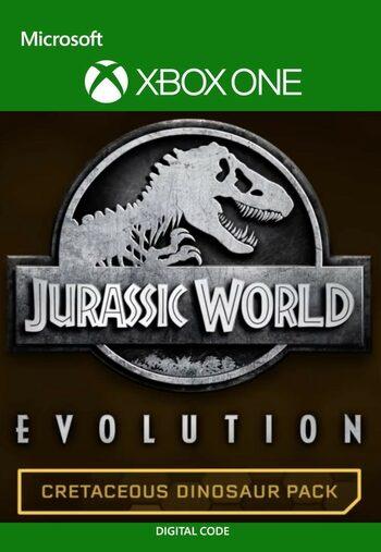 Jurassic World Evolution: Cretaceous Dinosaur Pack (DLC) XBOX LIVE Key EUROPE