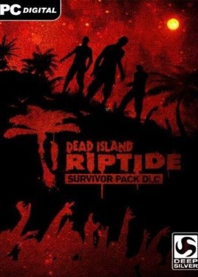 Dead Island Riptide - Survivor Pack (DLC) Steam Key GLOBAL