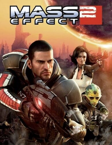 Mass Effect 2 Digital Delux Edition Origin Key GLOBAL