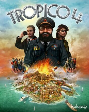 Tropico 4 (Steam Special Edition) Steam Key EUROPE