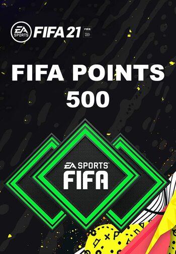 FIFA 21 - 500 FUT Points (Nintendo Switch) eShop Key UNITED STATES
