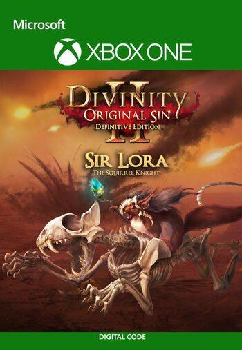 Divinity: Original Sin 2 - Companion: Sir Lora the Squirrel (DLC) XBOX LIVE Key GLOBAL