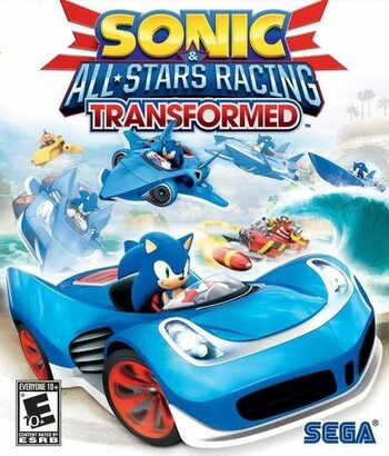 Sonic & All Stars-Racing Transformed Steam Key EUROPE
