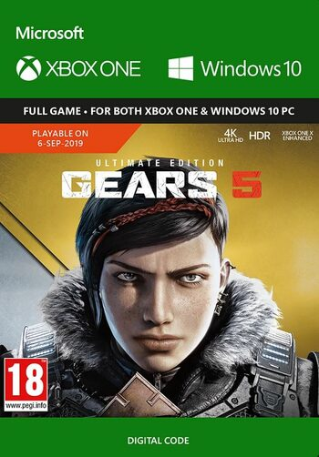 Gears 5 Ultimate Edition (PC/Xbox One) Xbox Live Key GLOBAL
