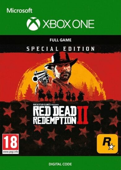 Red Dead Redemption 2 - Special Edition (Xbox One) Xbox Live Key UNITED STATES