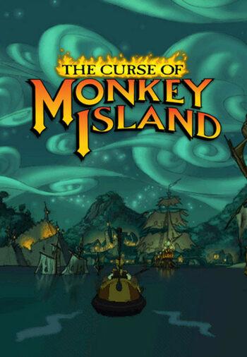 The Curse of Monkey Island Steam Key GLOBAL