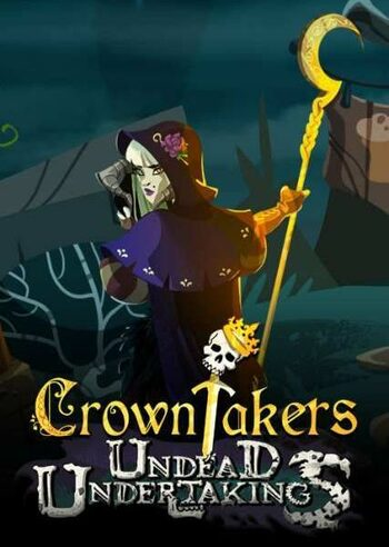 Crowntakers - Undead Undertakings (DLC) Steam Key GLOBAL
