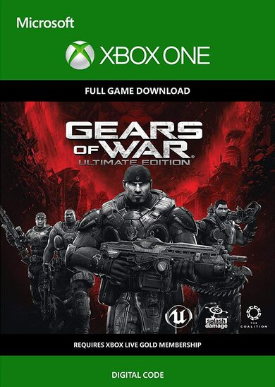 Gears of War: Ultimate Edition - Gears 2 and 3 (Xbox One) Xbox Live Key GLOBAL