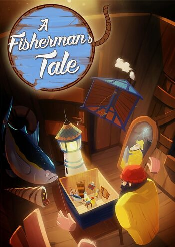 A Fisherman's Tale [VR] Steam Key GLOBAL