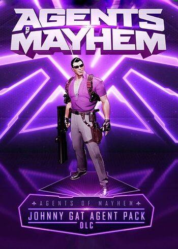 Agents of Mayhem: Johnny Gat Agent Pack (DLC) Steam Key GLOBAL