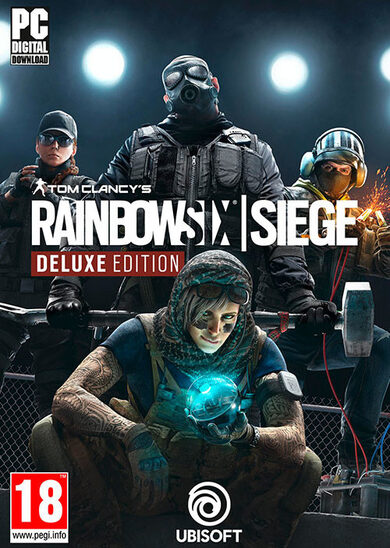Tom Clancy's Rainbow Six: Siege (Deluxe Edition) Uplay Key EUROPE