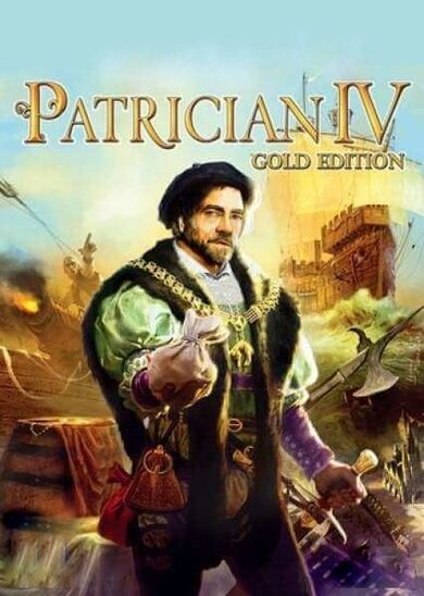 Patrician IV Gold Steam Key GLOBAL фото
