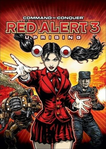 Command & Conquer: Red Alert 3 - Uprising Steam Key GLOBAL