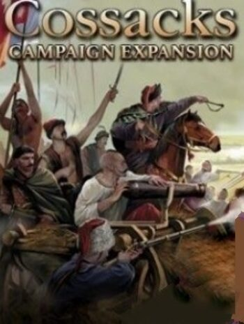 Cossacks - Campaign Expansion (DLC) Steam Key GLOBAL