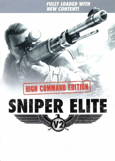 Sniper Elite V2 (High Command Edition) Steam Key GLOBAL