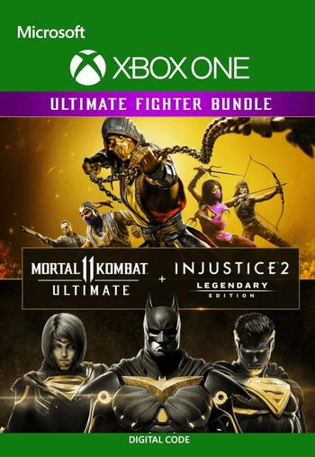 Mortal Kombat 11 Ultimate + Injustice 2 Leg. Edition Bundle XBOX LIVE Key UNITED STATES