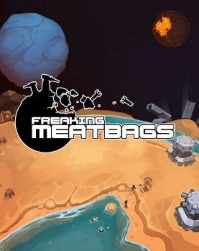 Freaking Meatbags Steam Key EUROPE