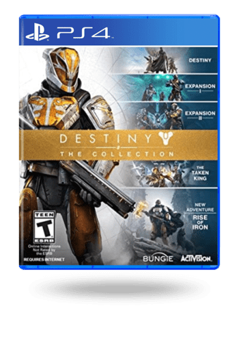 Destiny - The Collection PlayStation 4