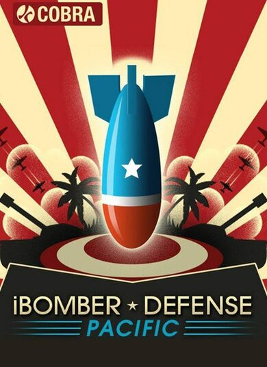 iBomber Defense: Pacific Steam Key GLOBAL