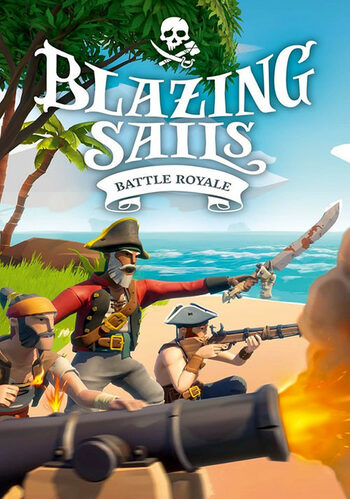 Blazing Sails: Pirate Battle Royale Steam Key GLOBAL