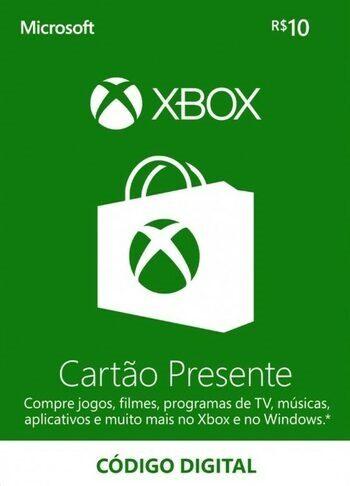 Xbox Live Gift Card 10 BRL Xbox Live Key BRAZIL