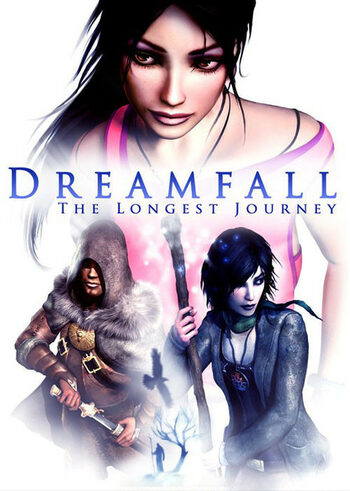 Dreamfall: The Longest Journey Steam Key GLOBAL