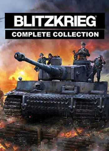 Blitzkrieg: Complete Collection Steam Key GLOBAL