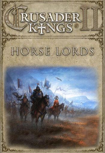 Crusader Kings II - Horse Lords (DLC) Steam Key GLOBAL